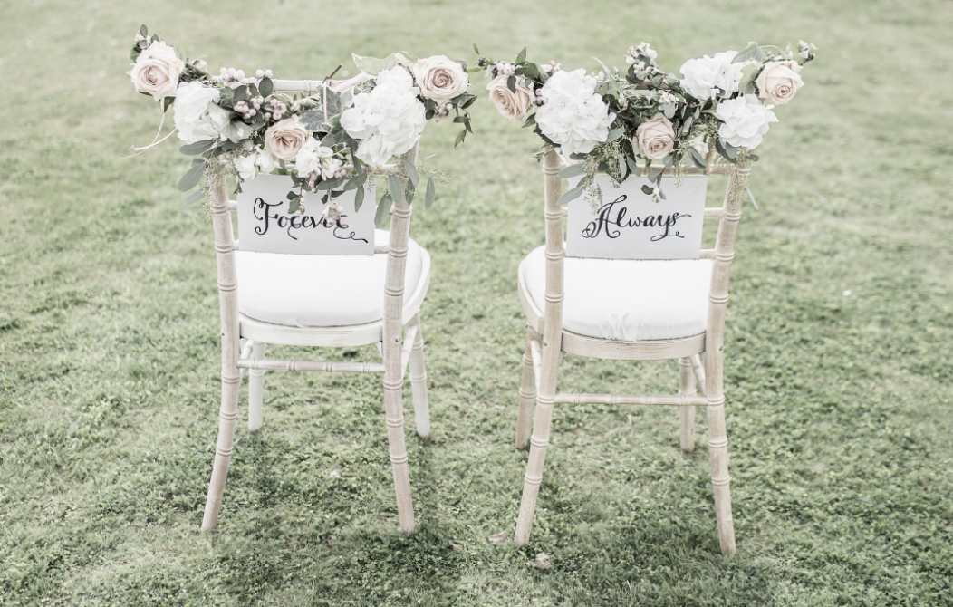 Bride.Groom seats