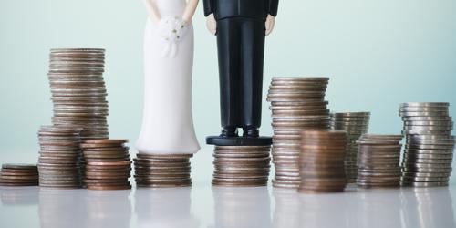 Wedding planning and money matters VWUK