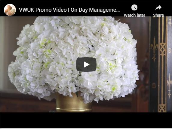 Promo video of Valentine Weddings UK