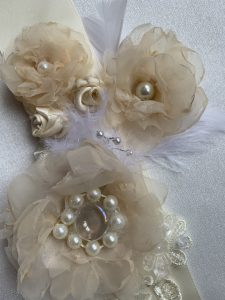intage sash Belt for bride, bridesmaids on wedding day